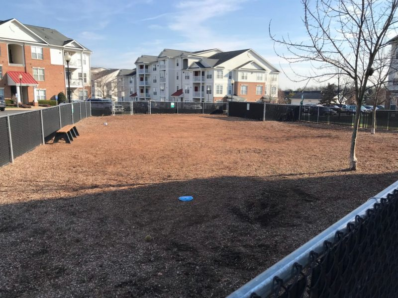 TGM Ridge Apartments Bark Park