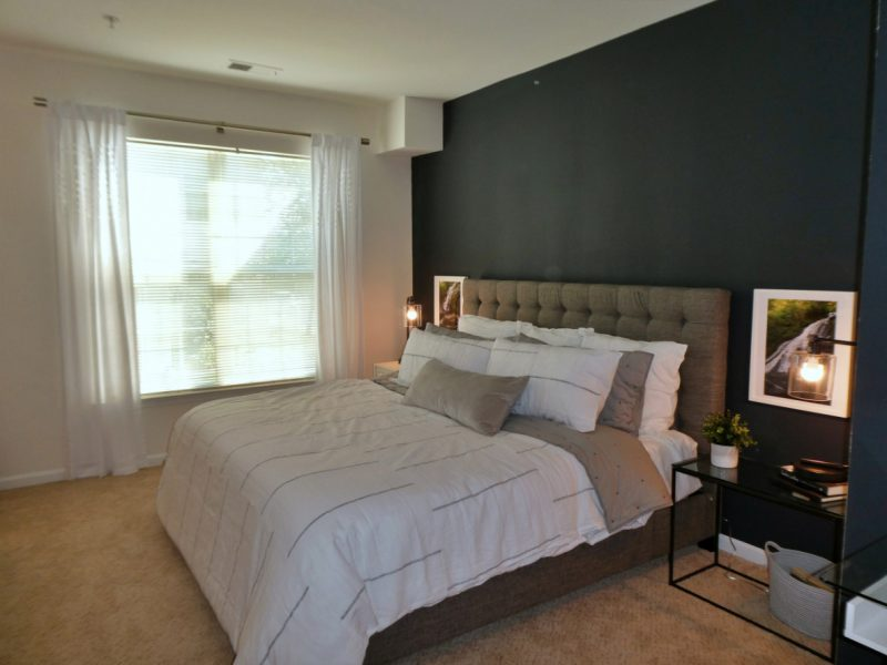 TGM Ridge Apartments Bedroom 2