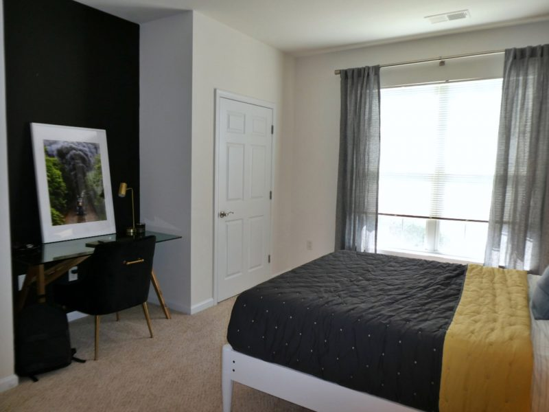 TGM Ridge Apartments Bedroom 6