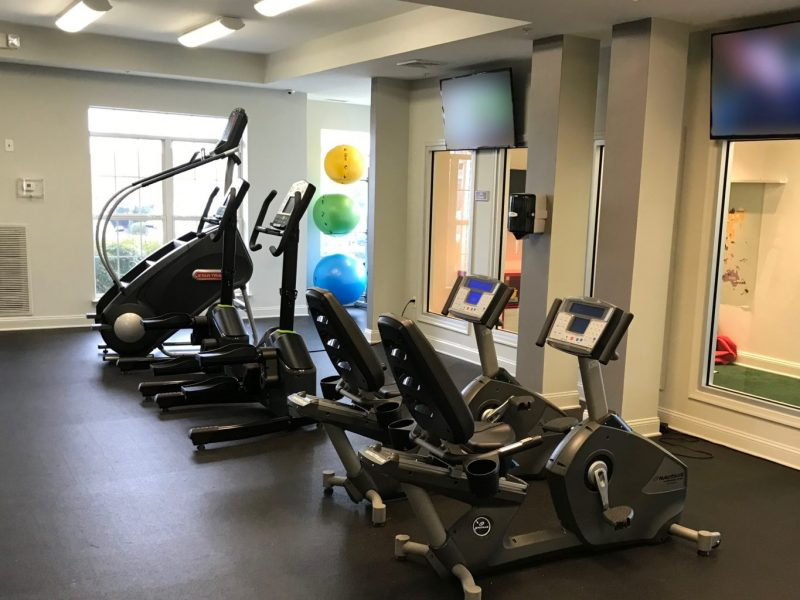 TGM Ridge Apartments Fitness Gym