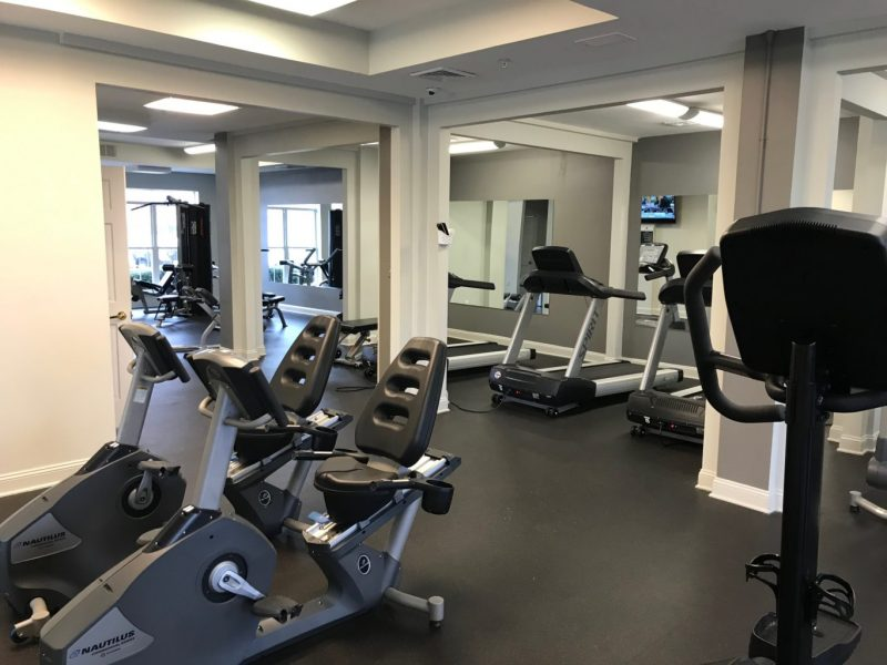 TGM Ridge Apartments Fitness Gym 3
