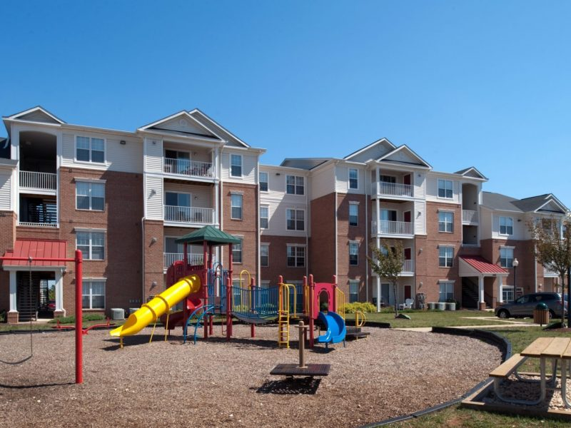 TGM Ridge Apartments Playground